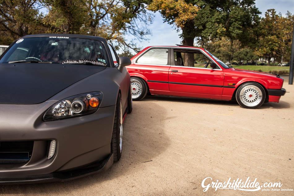 100MM Car Show