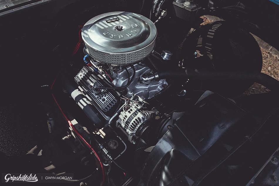 Chevy 350 V8