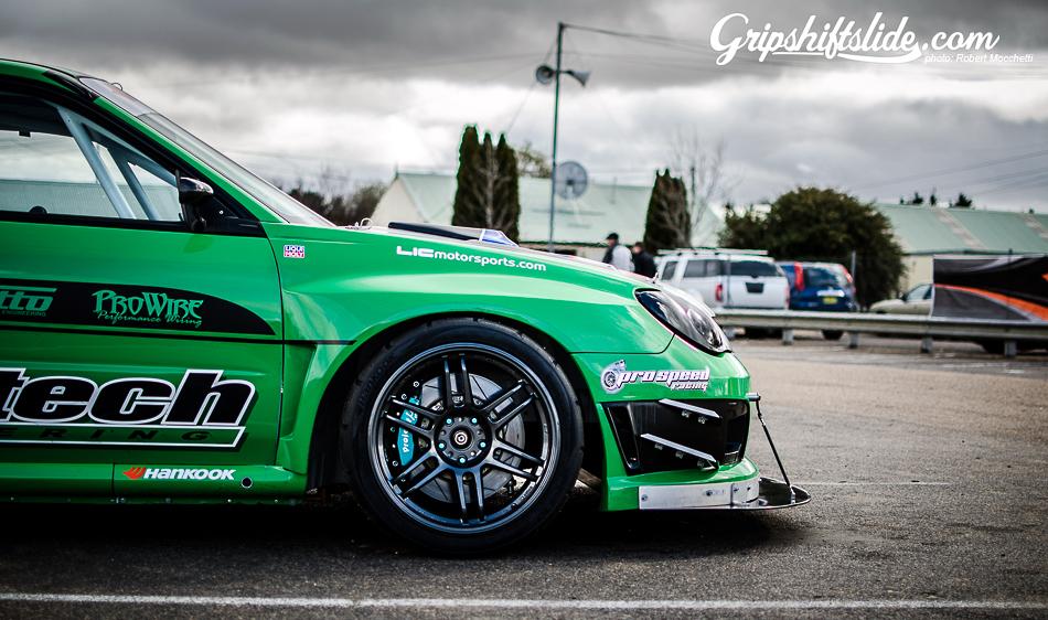 Hulk WRX