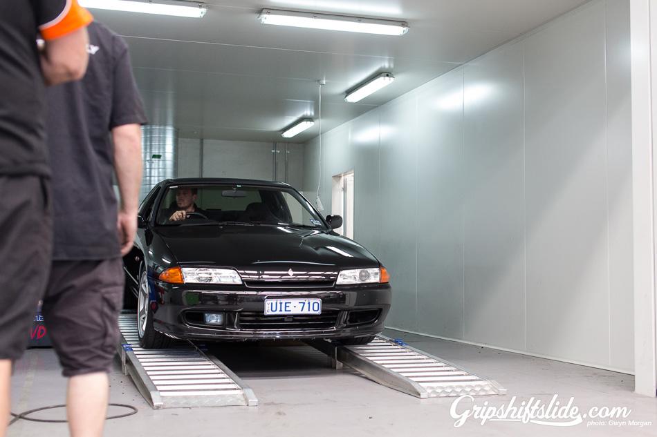 V8 S13 Drift