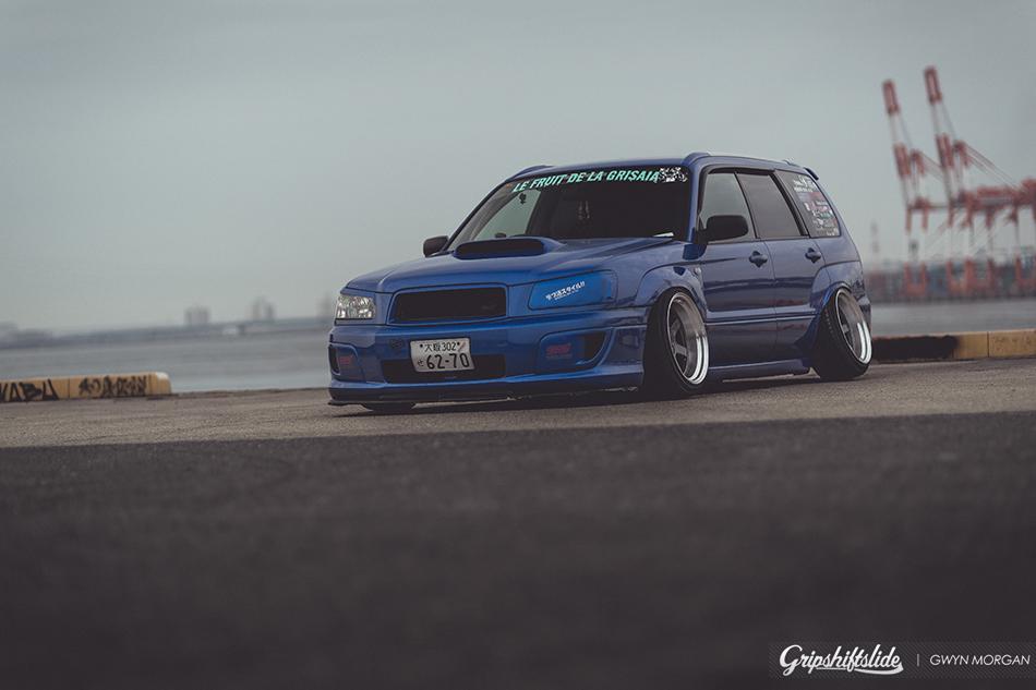 Subaru STI Forester