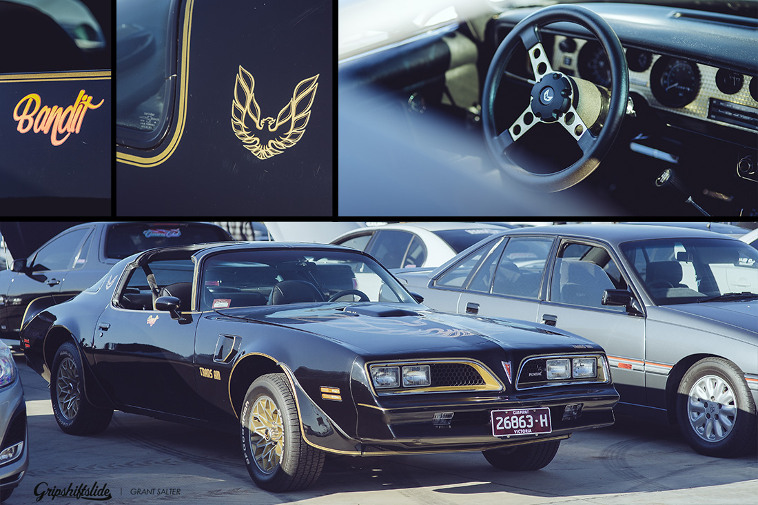 pontiact trans-am movie car