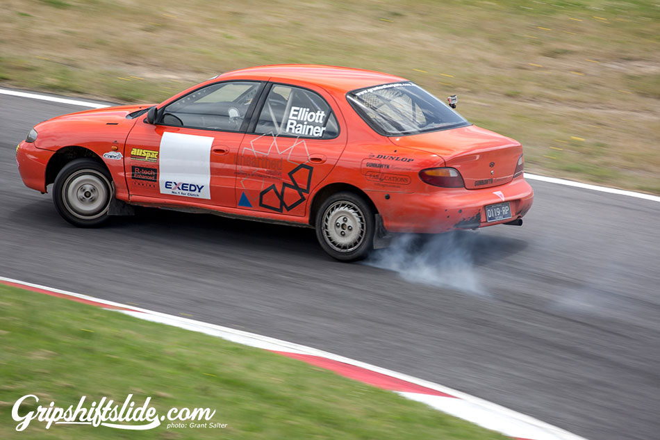 lantra rally car