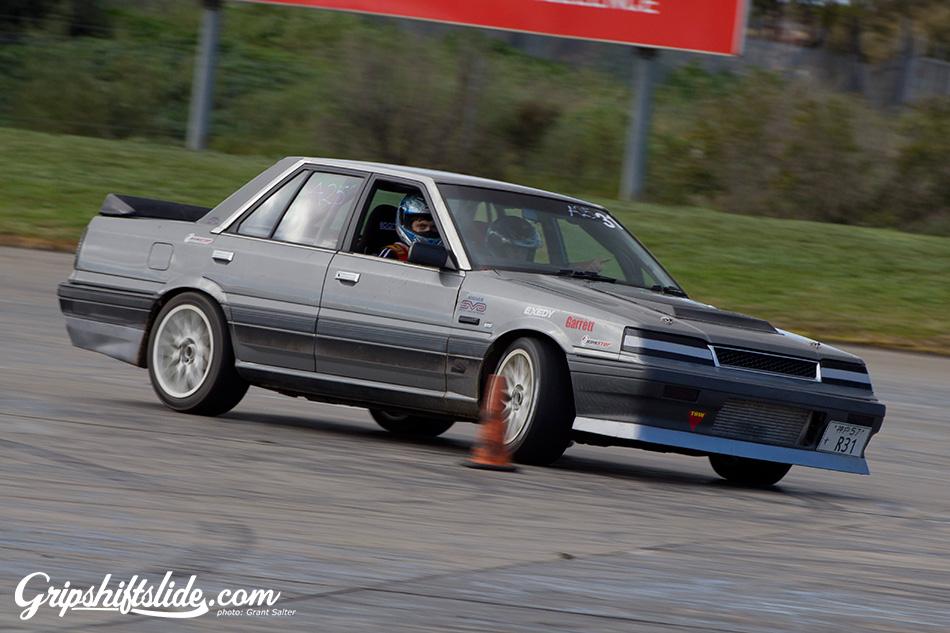 s14 drift car no front bar