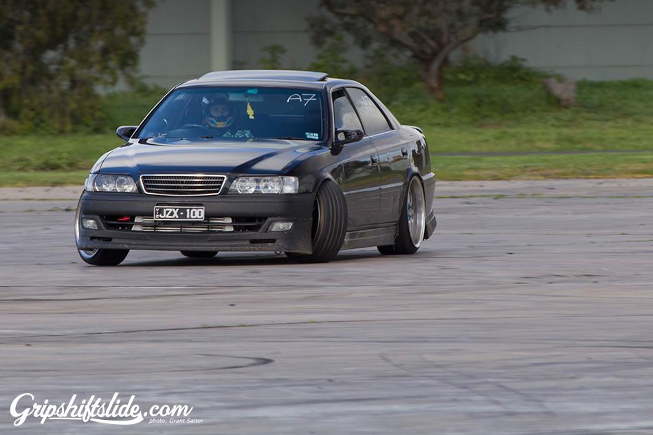 toyota chaser drift australia jzx100