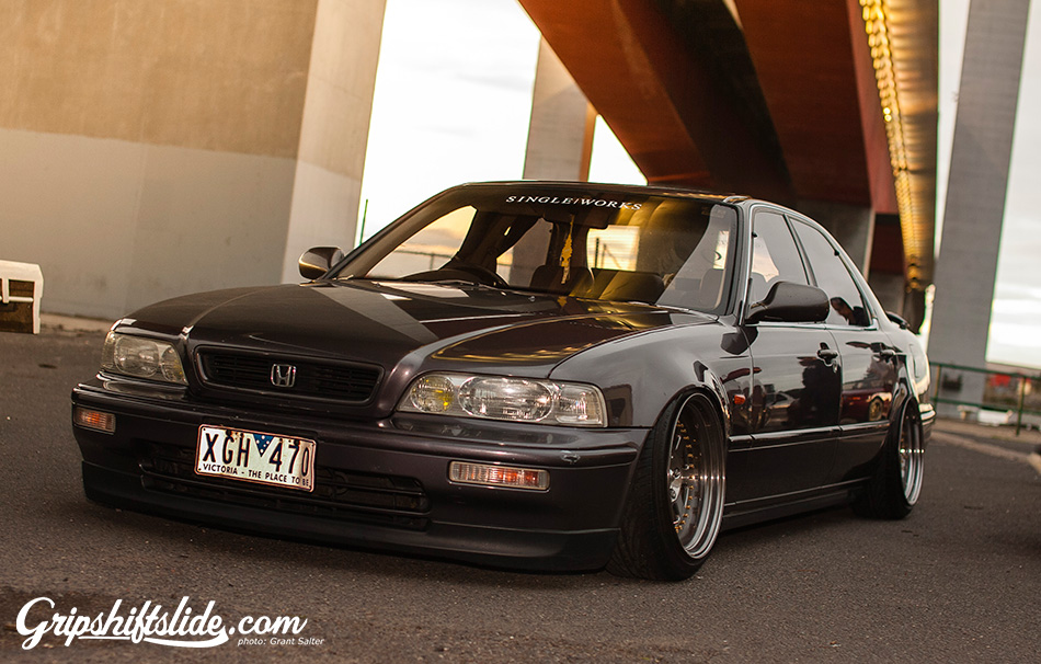 honda legend tough stance fitment