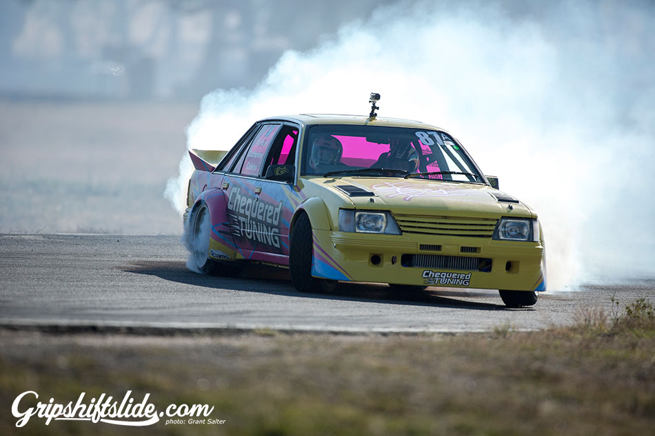 vk commodore drift