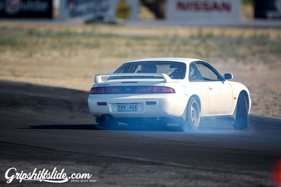 drift at winton