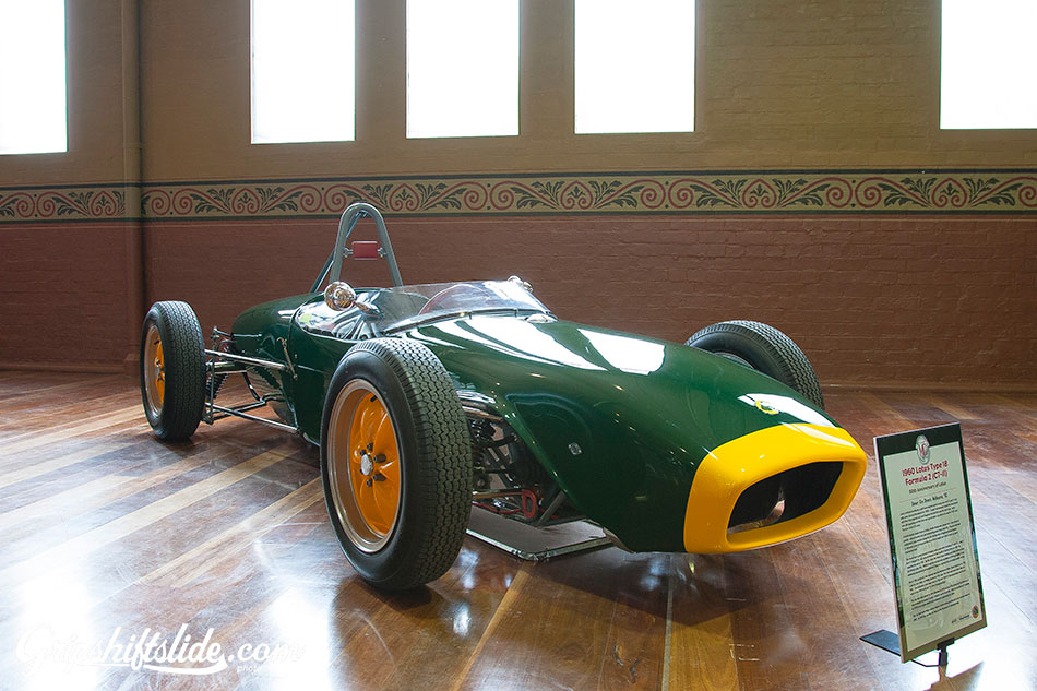 Formula 2 race car