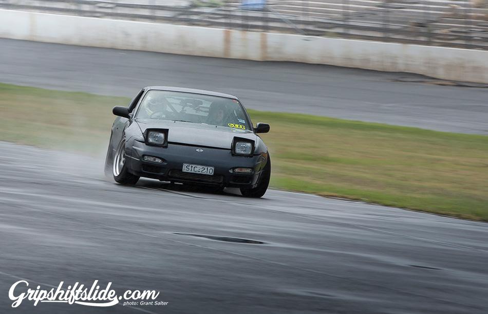 s13 wet track
