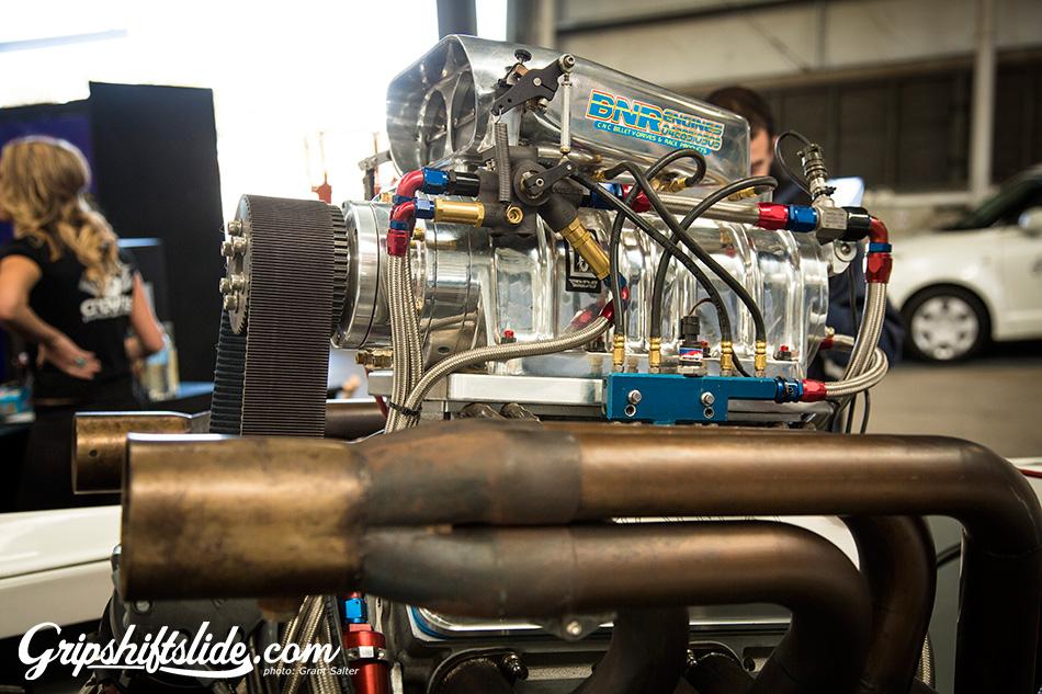 worked engine