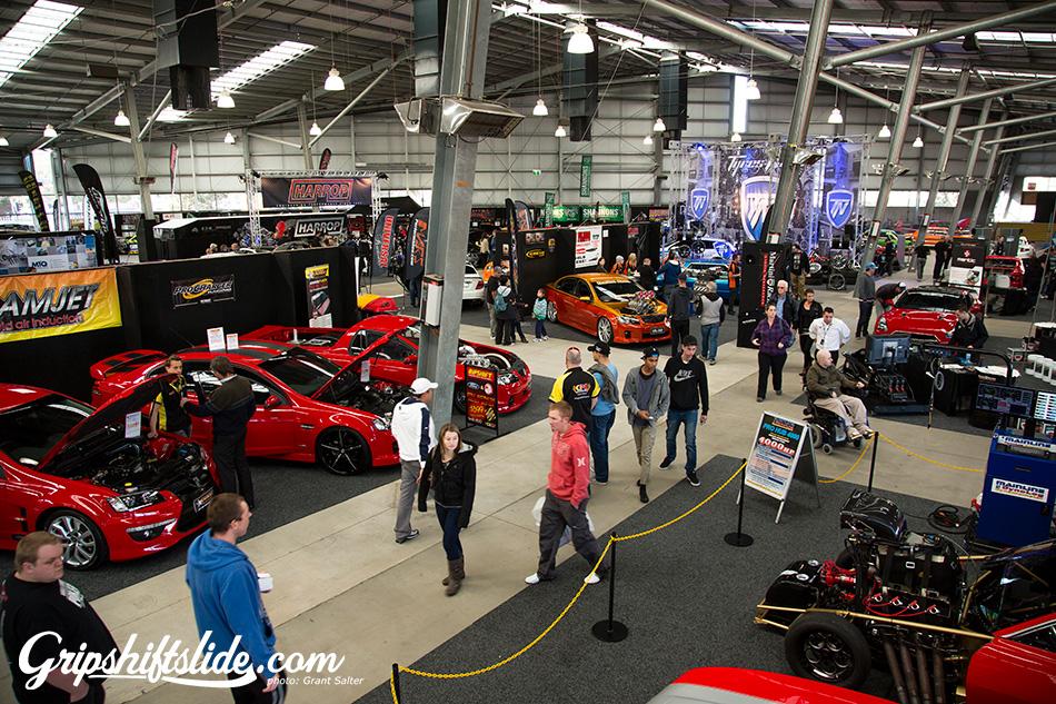 psra car show