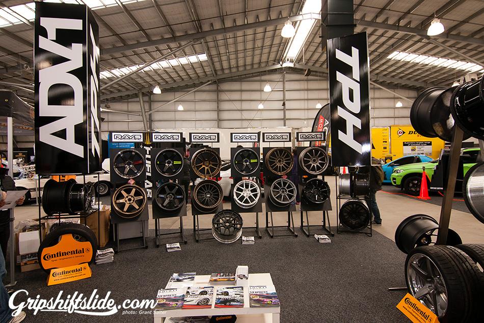 rays wheel display