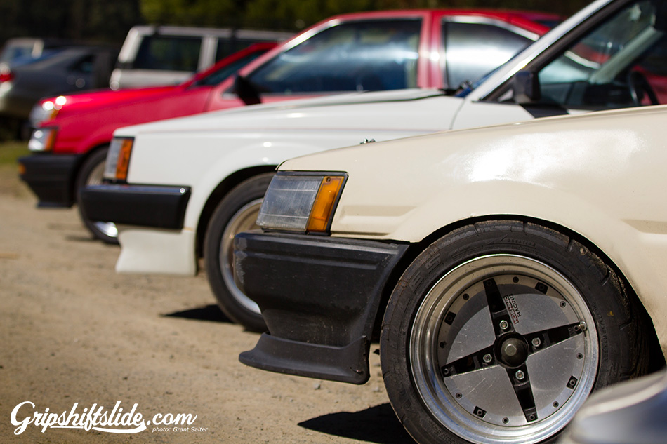 ae86 lots of them