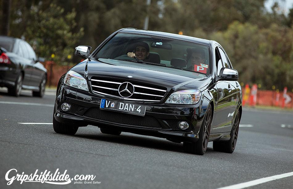 Mercedes kids