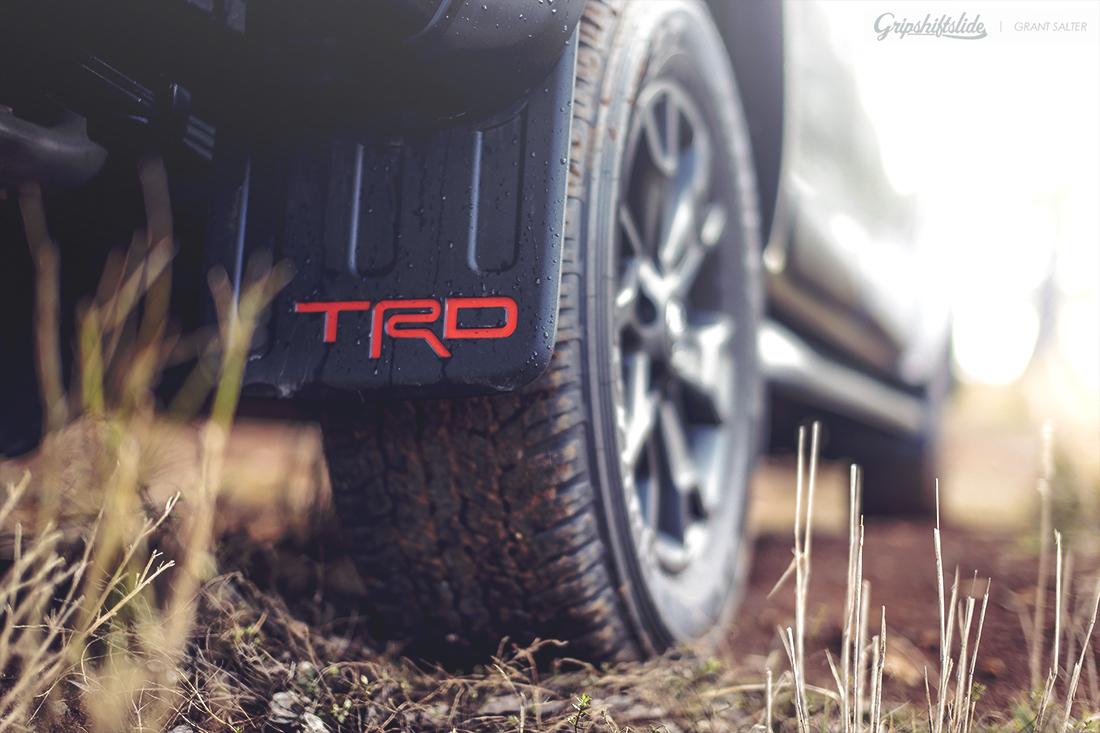 trd mud flaps