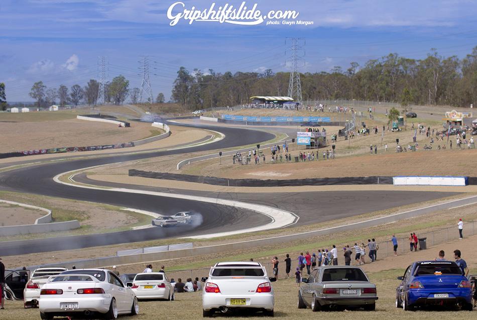 sydney motorsport park drift