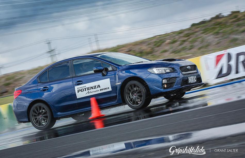 wrx 2015 bridgestone tyres test