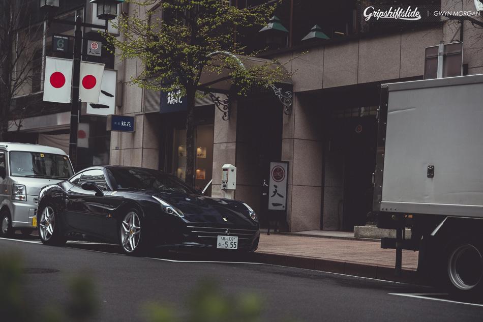 japan city trip