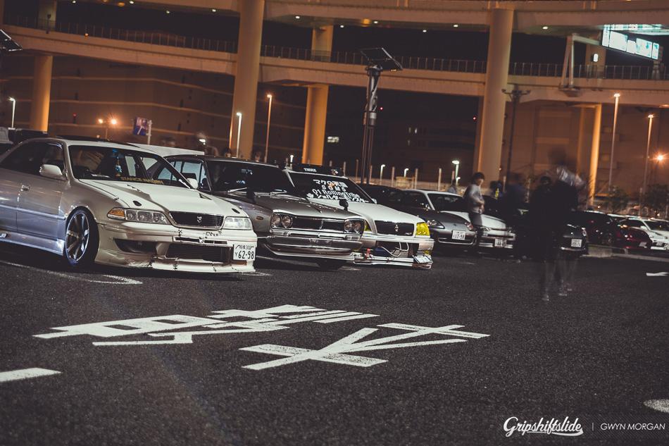 car show japan