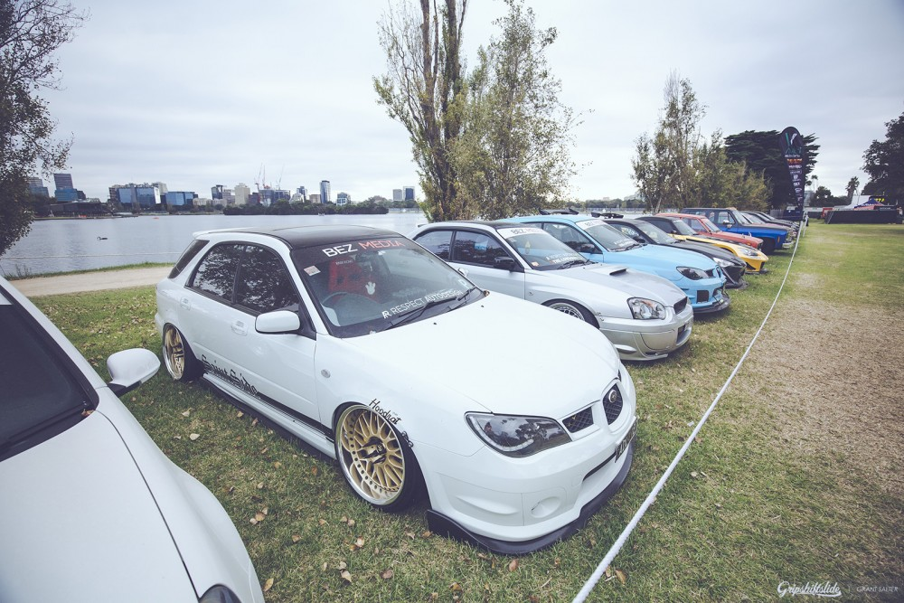 stance cars show