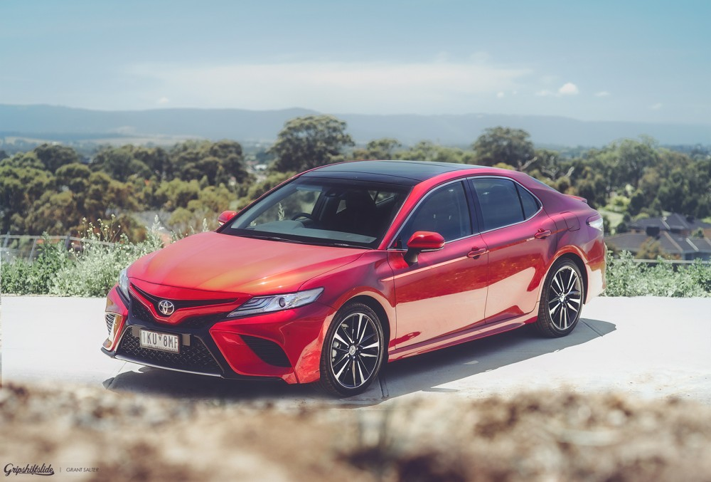 all new toyota camry SX