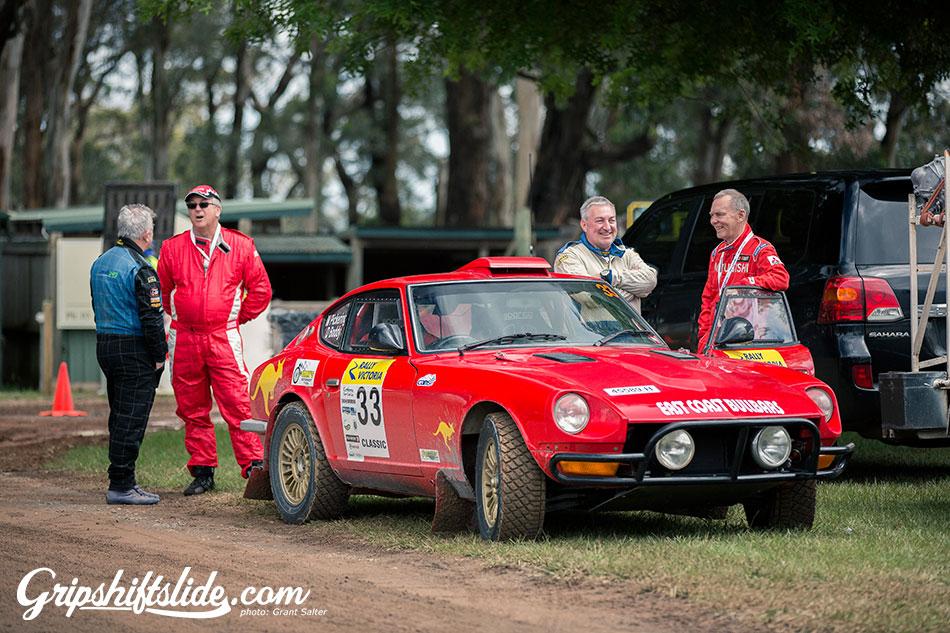 rally 240z australia