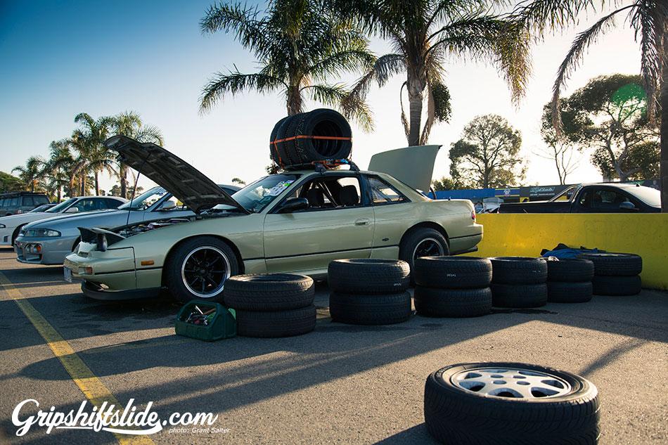 onevia daily drift car