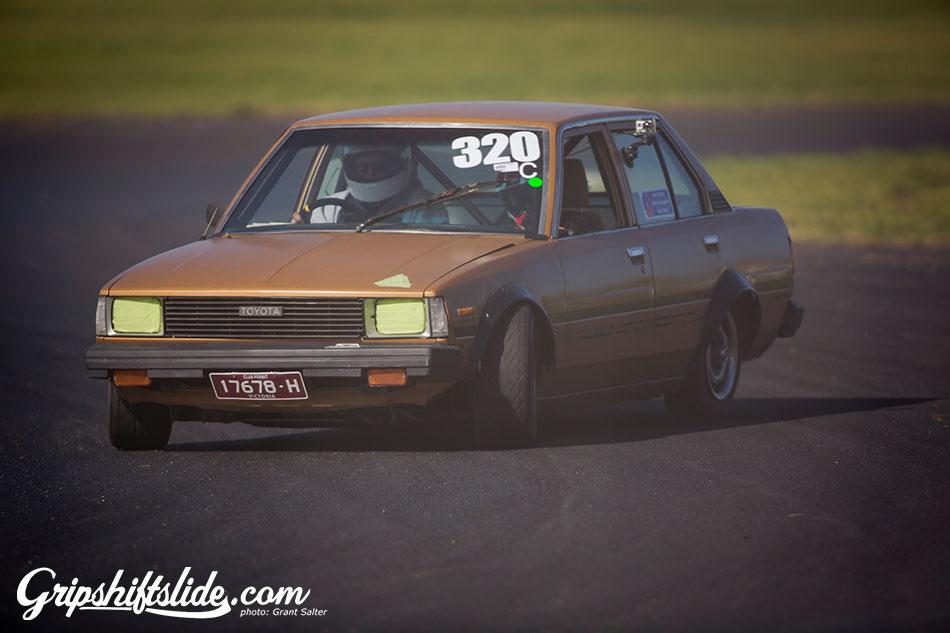 ke70 drift mahine