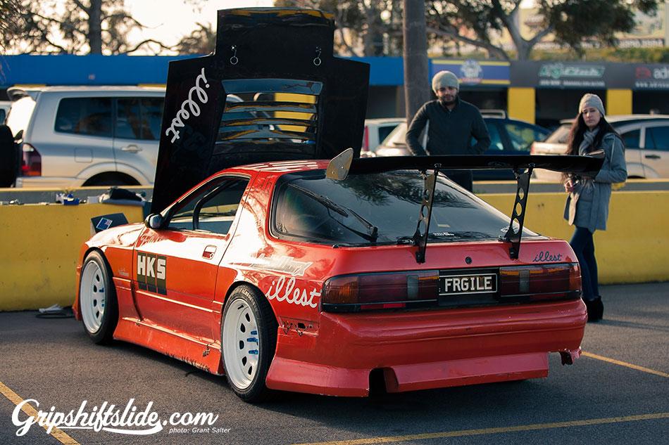 rx7 drift