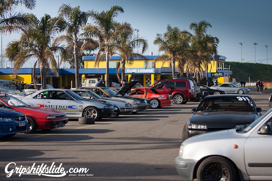 australian drift cars