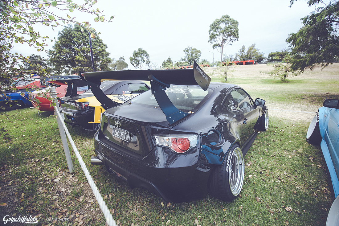 86 toyota stance big wing