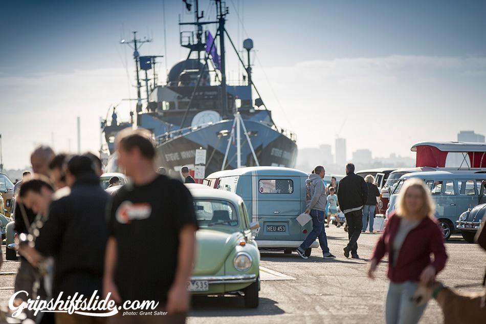 Steve Irwin boat