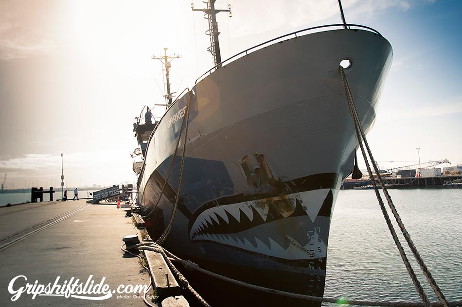sea shepard boat