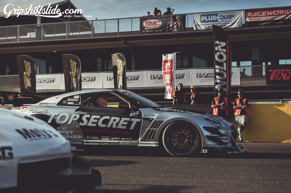 Top Secret GTR